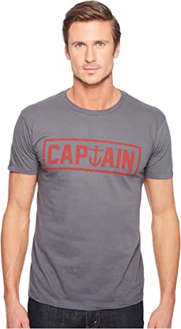 Captain Fin - Naval Captain Tee