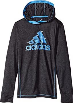 adidas Kids - Coast To Coast Pullover Top (Big Kids)