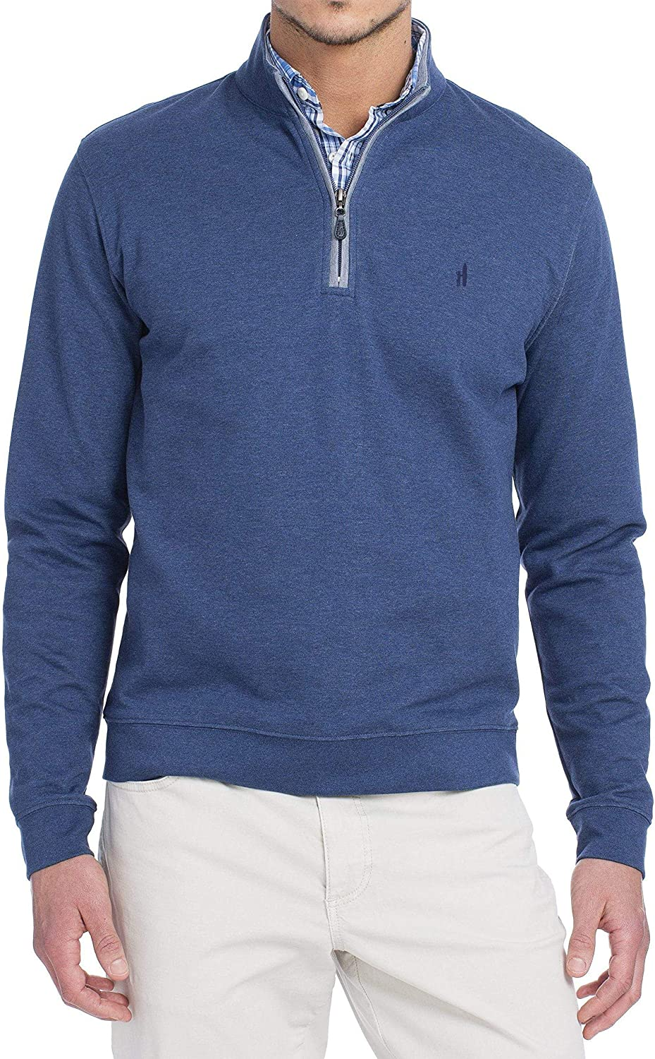 Johnnie-O Big and Tall Sully 1/4 Zip Pullover