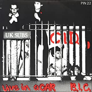 UK Subs - C.I.D. - 7