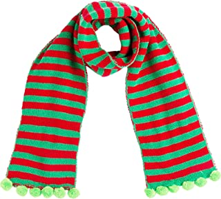 Best red and green striped scarf Reviews