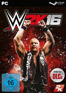 WWE 2K16 (Code In Der Box) [Importación Alemana]