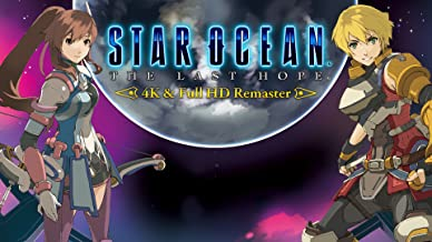 STAR OCEAN - THE LAST HOPE - 4K & Full HD Remaster [Online Game Code]