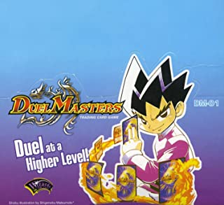 Duel Masters Base DM-01 Trading Card Booster Box (24 Packs)