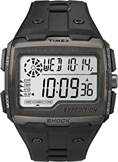 Timex Mens Quartz Watch, Digital Display And Resin Strap - TW4B02500