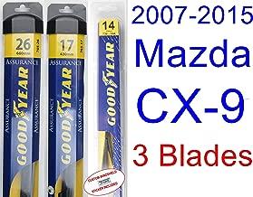 2011 mazda cx-9 wiper blades
