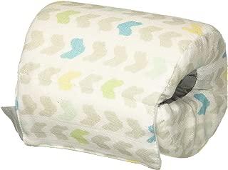 Summer Muslin Carry Cushion, Arrow Stripe