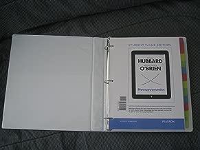 hubbard o'brien macroeconomics 4th edition