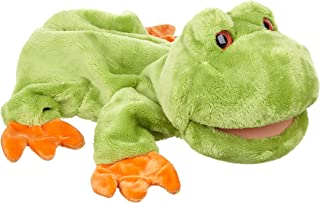 Gund Kids Playful Puppet - Fly on the Wall Frog 12""