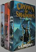 The Coldfire Trilogy (Black Sun Rising, When True Night Falls, and Crown of Shadows)