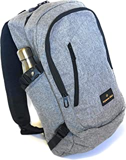 AGAPAO Backpack for Business Travel, Sports or College School Bookbag, Anti-theft, Waterproof, Lightweight & Slim