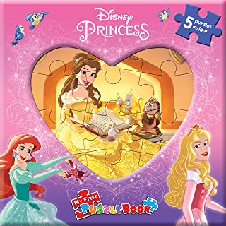 Disney Princess My First Puzzle Book