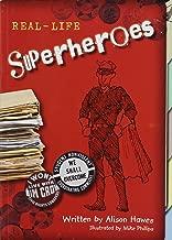 REAL LIFE SUPERHEROS (PAPERBACK) COPYRIGHT 2016