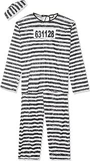 Men's Adult Jailbird Costume