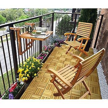Balcón mesa y sillas de Casino (1 mesa + 2 sillas)   pequeño ...