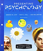 Loose-Leaf Version for Scientific American: Presenting Psychology & Achieve Read & Practice for Scientific American: Presenting Psychology (Six-Months Access)