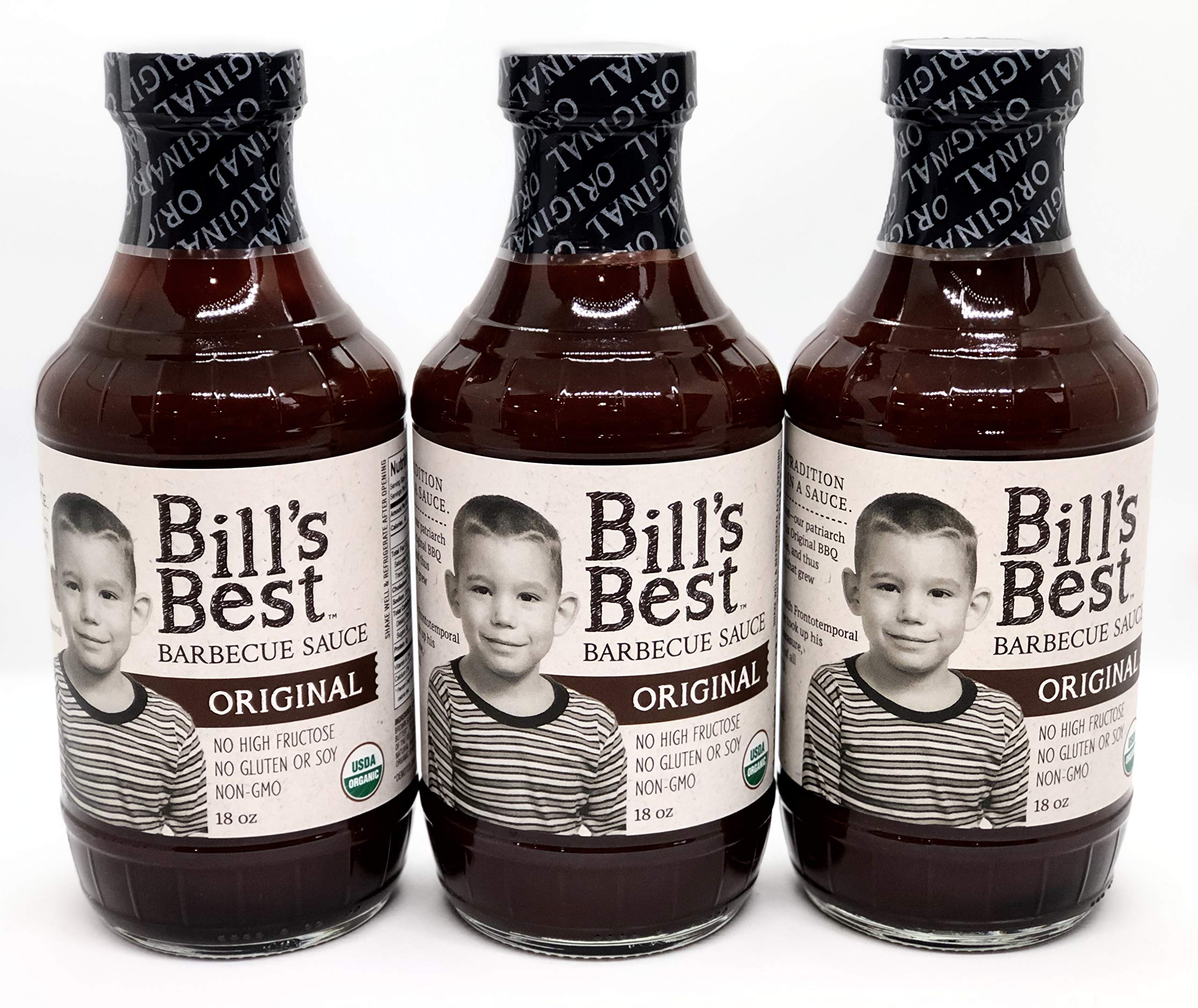 Bills Best Original Organic BBQ