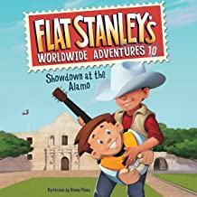 Showdown at the Alamo: Flat Stanley's Worldwide Adventures #10