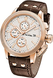TW Steel Casual Watch For Men Analog Leather - CE7013