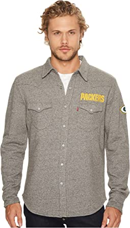 Levi's® Mens - Packers NFL Western Sweatshirt