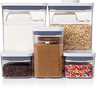 Best NEW OXO Good Grips 8-Piece POP Container Baking Set Review
