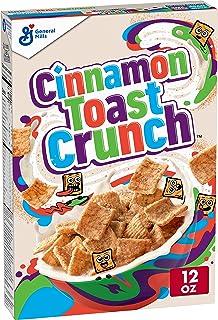 General Mills Cinnamon Toast Crunch Cereal, 12 oz.