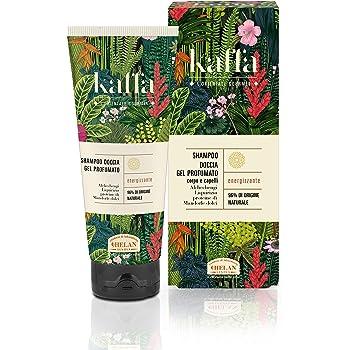 """Helan - Kaffa Shampoo Doccia Gel Profumato, 200 ml"""