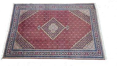 Handmade Persian Rug Mood design made in Iran in Australia's stock of Persian Art Gallery brand, made of special Wool materia