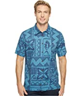 Quiksilver Waterman - Fish Guru Short Sleeve Shirt
