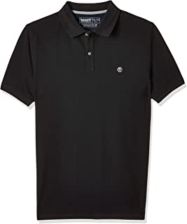 Timberland Men's Ss Millers River (Slim) Polo