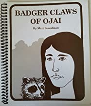 Badger Claws of Ojai (English and Spanish Edition)