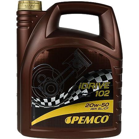 1 X 5l Pemco Idrive 102 20w 50 Motorenöl Api Sl Cf Auto