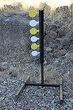 Deschutes Metal Works Rimfire Dueling Tree Six Paddle AR-500 Target Set