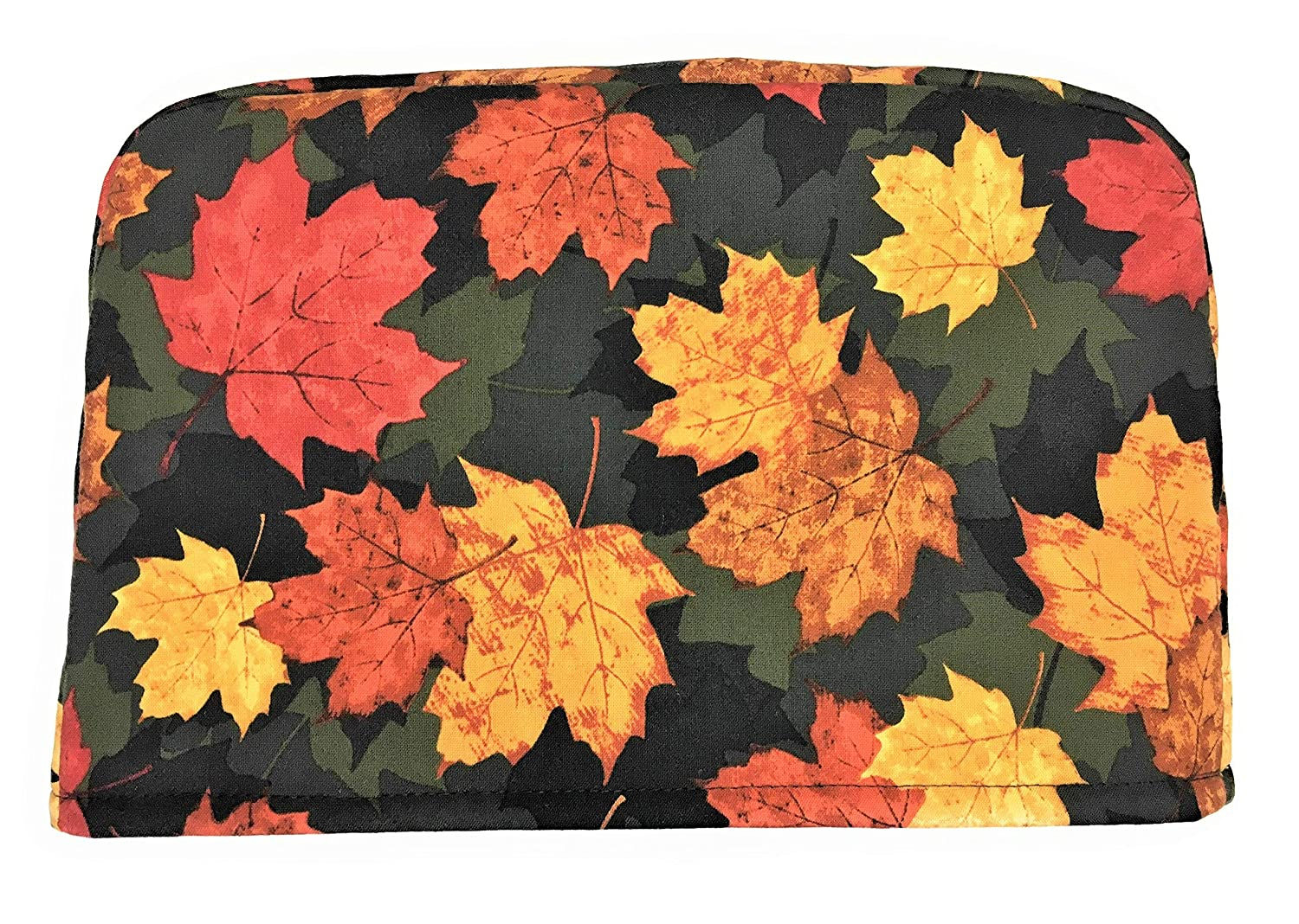 2 Slice Finally popular brand - Fall Autumn Maple Yellow Red Leaves Brown In a popularity Harvest Than