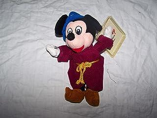Disney Bean Bag Plush Mickey Mouse Sorcerer