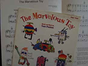 The Marvelous Toy / Tom Paxton / Piano Vocal Guitar