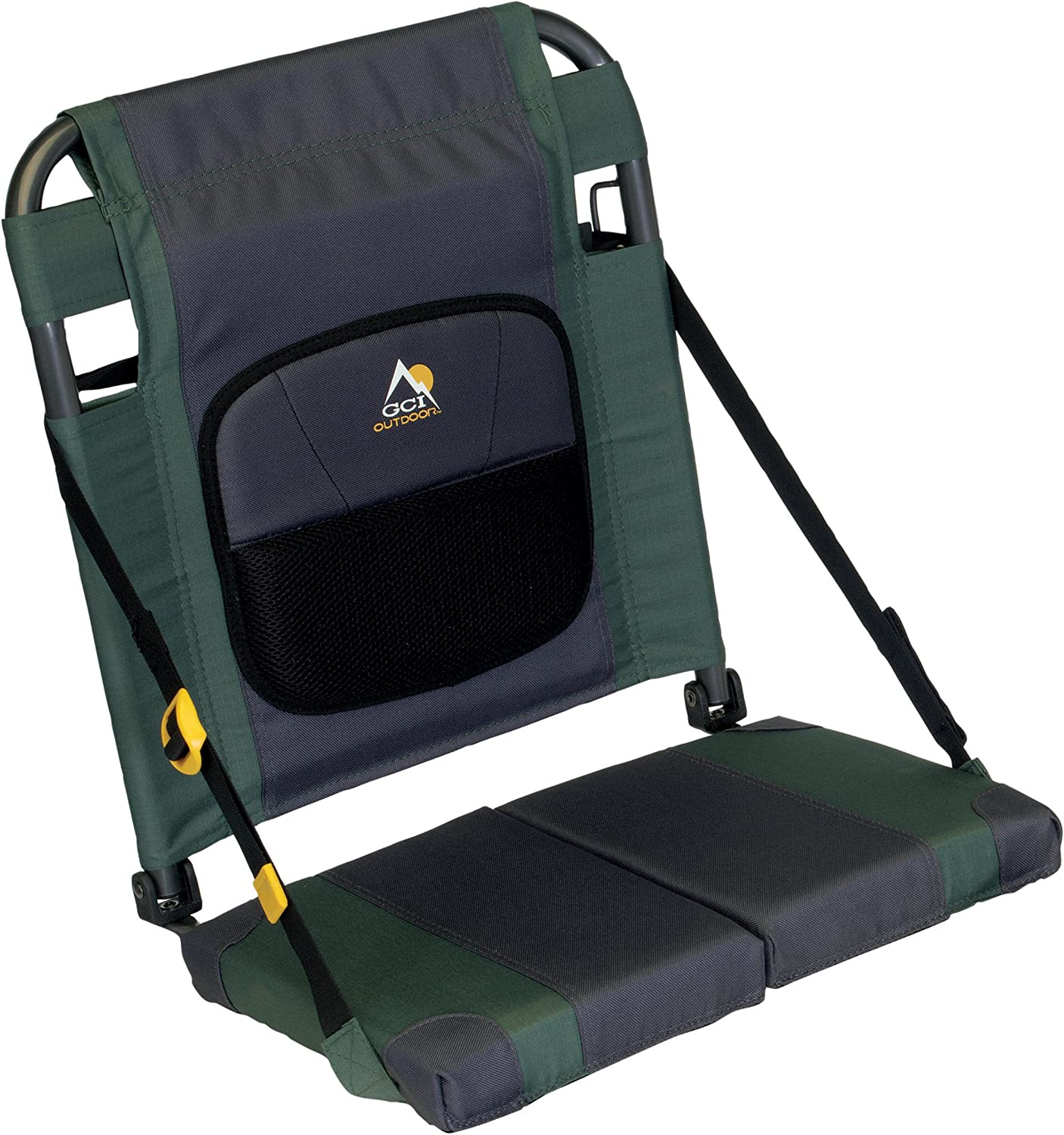 GCI Now free shipping Outdoor SitBacker NEW before selling Adjustable Canoe Seat with Support Back