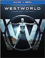 Westworld: The Complete First Season [Blu-ray + Digital]