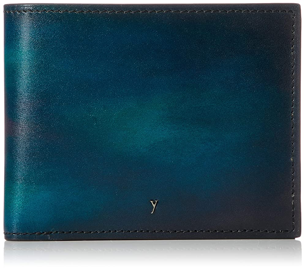 サラダ旅粒YPM137 二つ折り財布