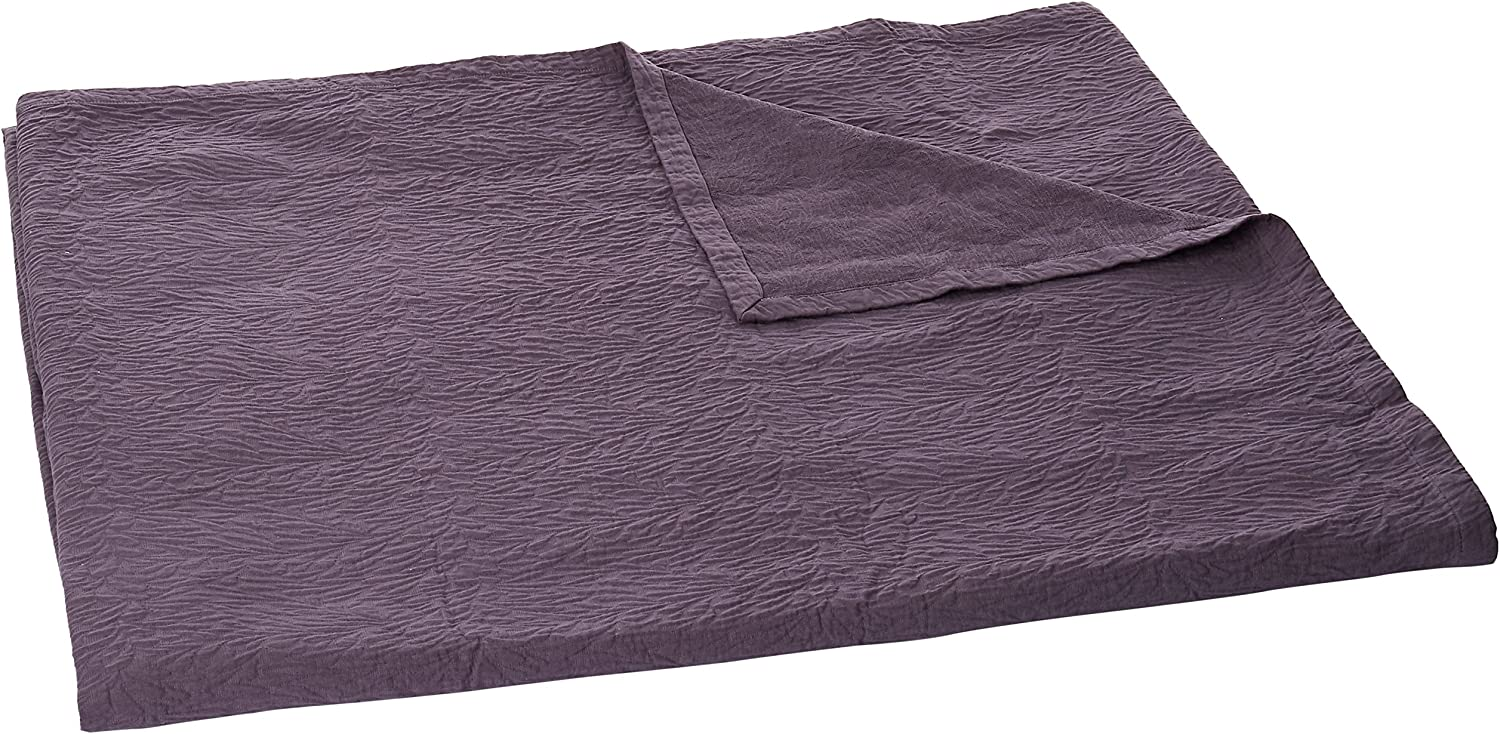 Natural Comfort Matelassé Blanket New product Raindrop Coverlet Free shipping on posting reviews King Washe
