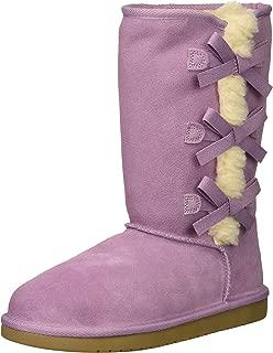 Koolaburra by UGG Kids' K Victoria Tall Fashion Boot