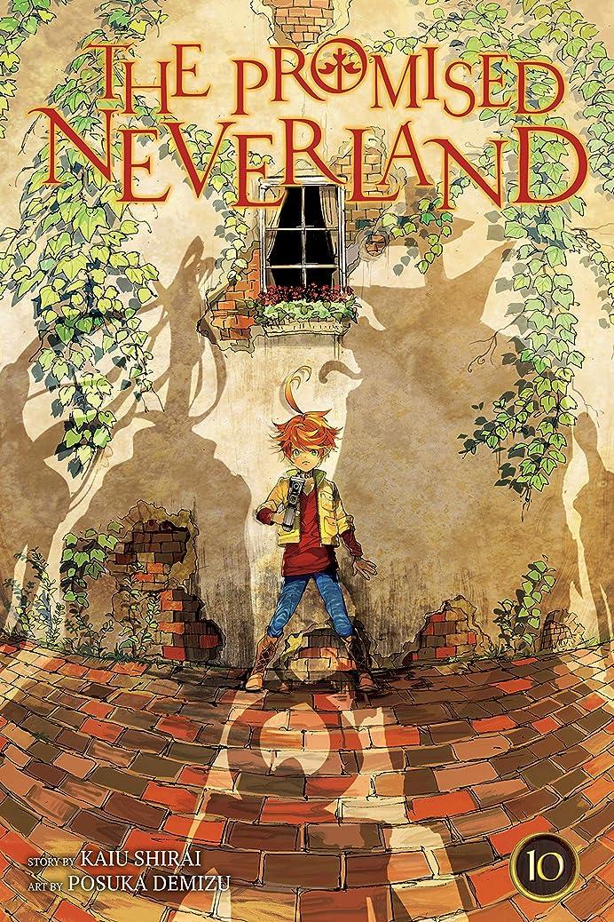 スペース戦争レタスThe Promised Neverland, Vol. 10: Rematch (English Edition)