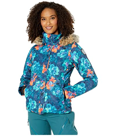 Obermeyer Tuscany II Jacket (Dreaming of Spring) Women