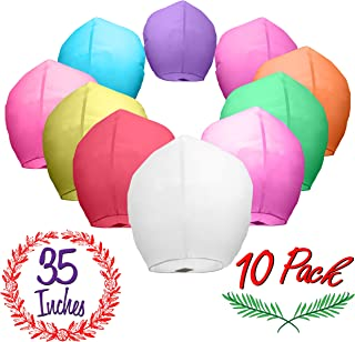 Best sky lanterns new years eve Reviews