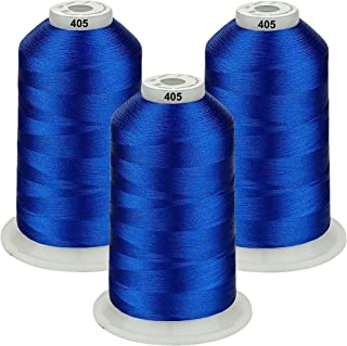 Isacord Embroidery Thread Variegated 9929 Nautical Blue