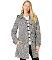 Kate Spade New York - Cotton Blend Trench Coat