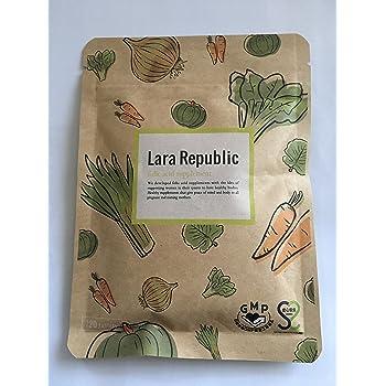 Lara Republic 葉酸サプリメント 120粒