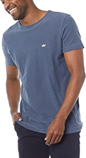 Camiseta Rough Coroa Xilo, Osklen, Masculino, ,