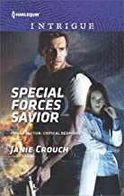 Special Forces Savior: A Thrilling FBI Romance (Omega Sector: Critical Response Book 1)