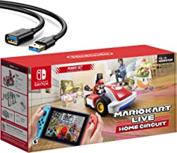 $199 » Nintendo 2020 Newest - Mario Kart Live: Home Circuit - Mario Set Edition - Holiday Family Gaming Bundle for Nintendo Switc...
